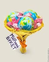 Букет Мировой средний