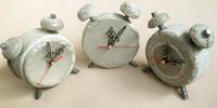 Часы железобетонные Антикризисные маленькие