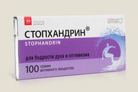 Шоколад лечебный Стопхандрин