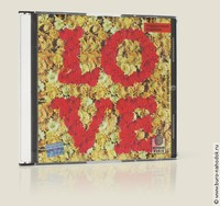 Зеркало диск Love