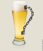 Пивной бокал Брутальный