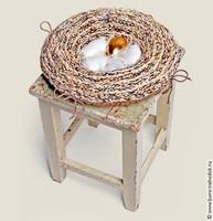 Сидушка на стул Высиживатель золотых яиц