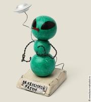 Снеговик За неземной разум инопланетянин